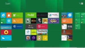 Yusky今日体验 Windows8