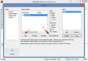 FileZilla_Server_Setting_Home_Dir